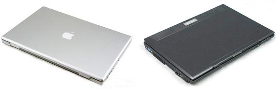 苹果与非苹果电脑